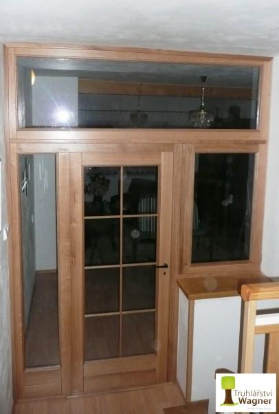 Dveře dub 1