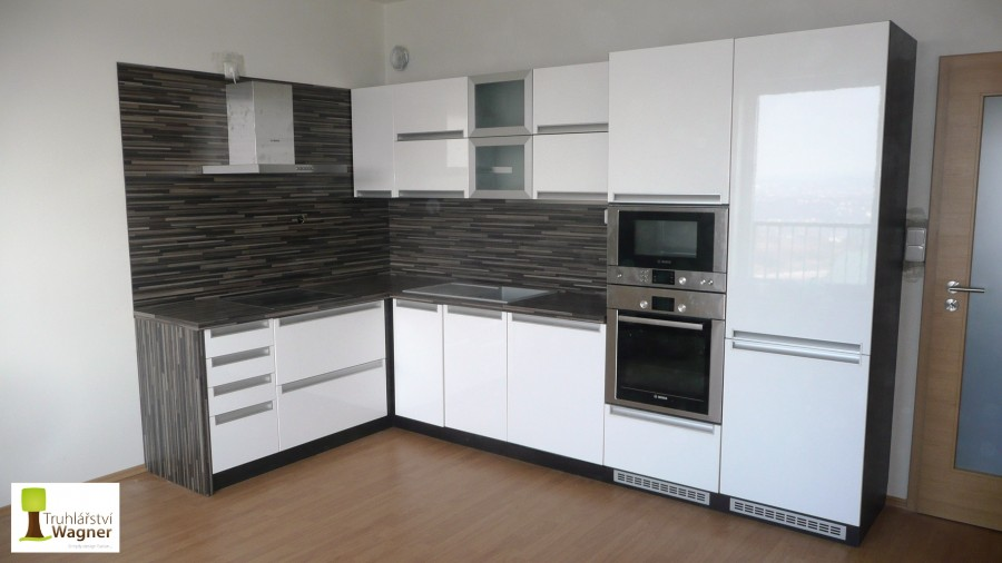 Kuchyň - BW