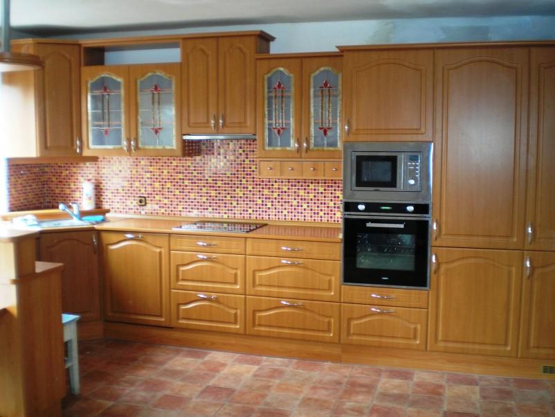 Kuchyně třešeň